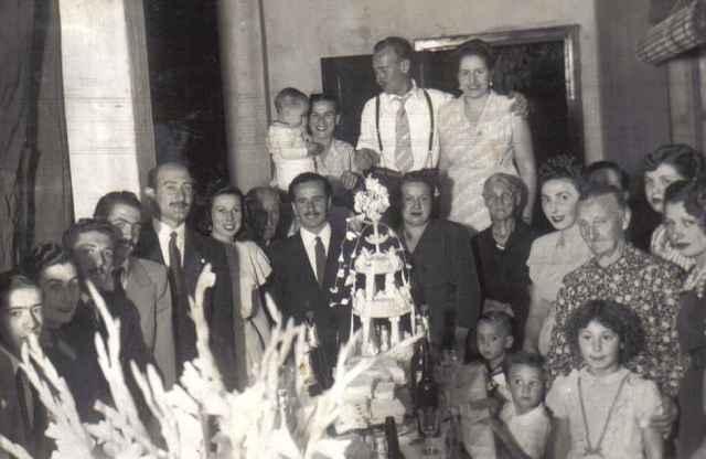 Casamiento de mis abuelos