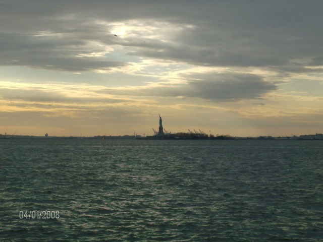 Estatua de la Libertad desde Battery Park