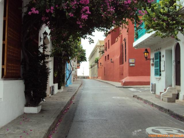 Los colores de Cartagena
