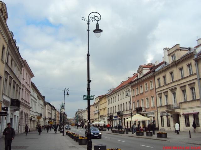 Calle Nowy Swiat