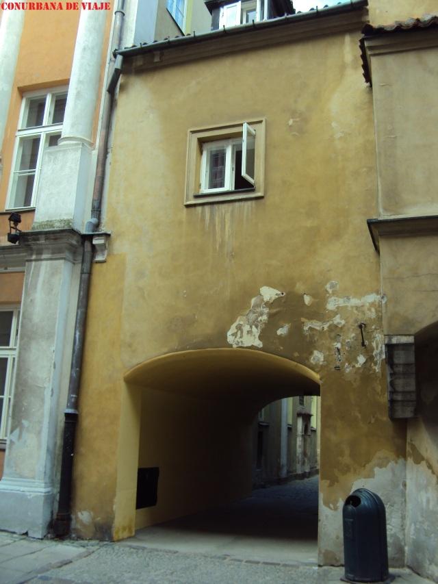 Siento que llegué hasta Varsovia sólo para ver esto!
