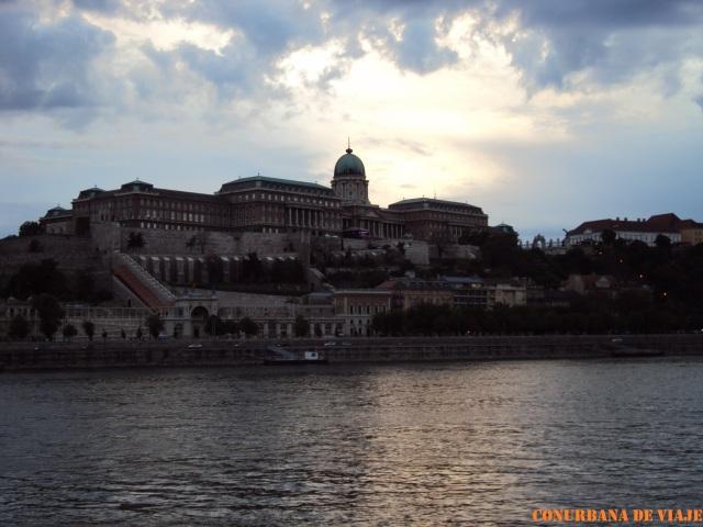 El Castillo de Buda