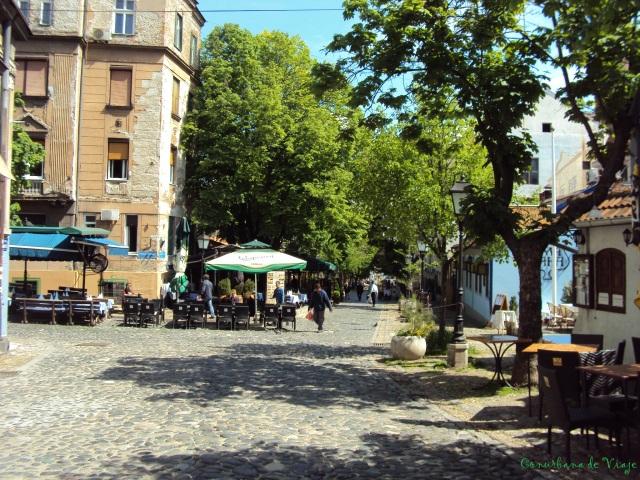 Barrio bohemio de Skardalija