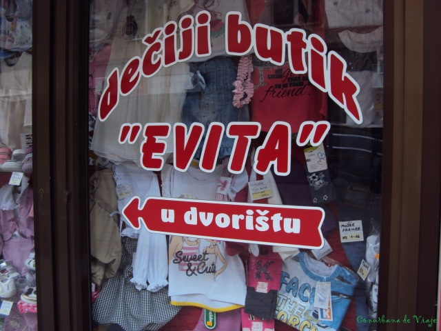 Zemun - boutique peronista